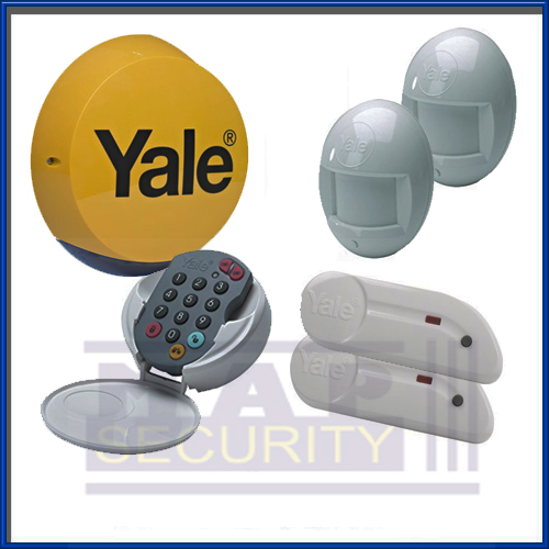 Yale Hsa6200 Hsa Wireless Alarm Self Contained Starter Kit