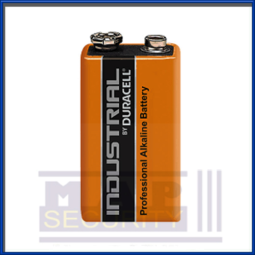 Duracell Id1604 Industrial 9v Battery