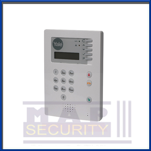 Yale Hsa6400cp Replacement Control Dialling Panel