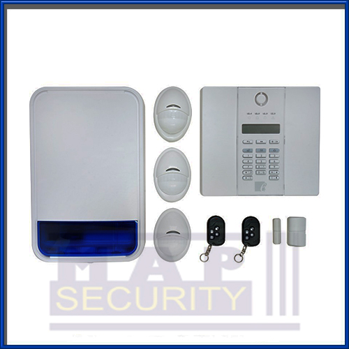 Visonic Powermax Express Wireless Alarm Compact