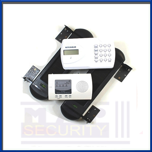 900m Solar Wireless Perimeter Alarm Amp Auto Dialer System