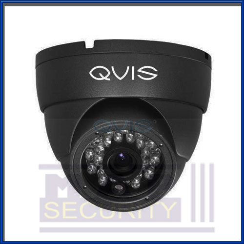 Qvis Complete 4 Channel Cctv System With Quattro Dvr Amp 4