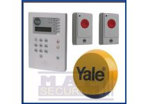 YALE HSA6400 2 BUTTON PANIC MAP